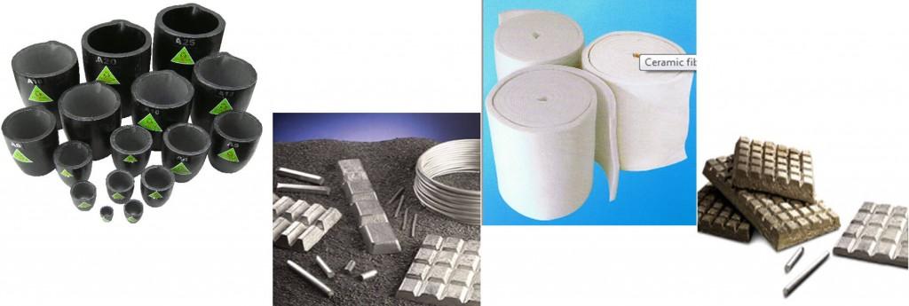 Non-ferrous raw materials